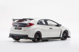 Honda Civic Type R (2015) | 1:18 Scale Diecast Model by Ebbro | Rear Quarter