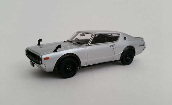 Nissan Skyline GT-R (1973) - 1:43 Scale Diecast Model Car