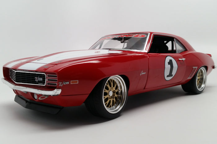 "Chevrolet ""Big Red"" Camaro 