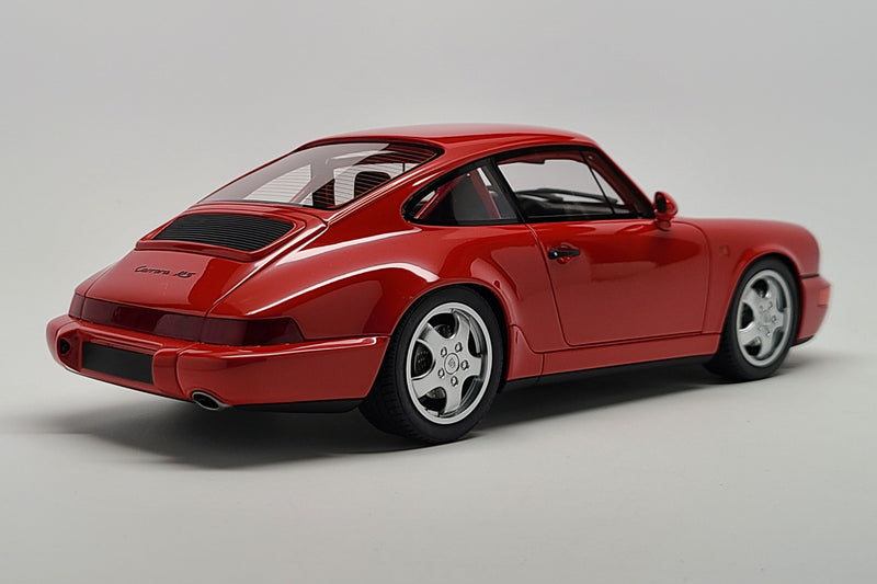 Porsche 964RS Clubsport | 1:18 Scale Model Car by GT Spirit | Rear Quarter