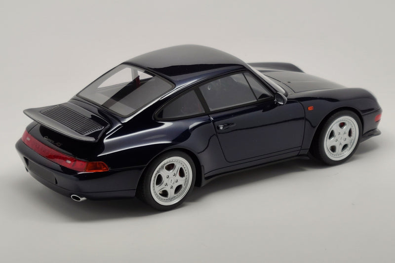 Porsche 993 Carrera RS | 1:18 Scale Model Car by GT Spirit | Rear Quarter