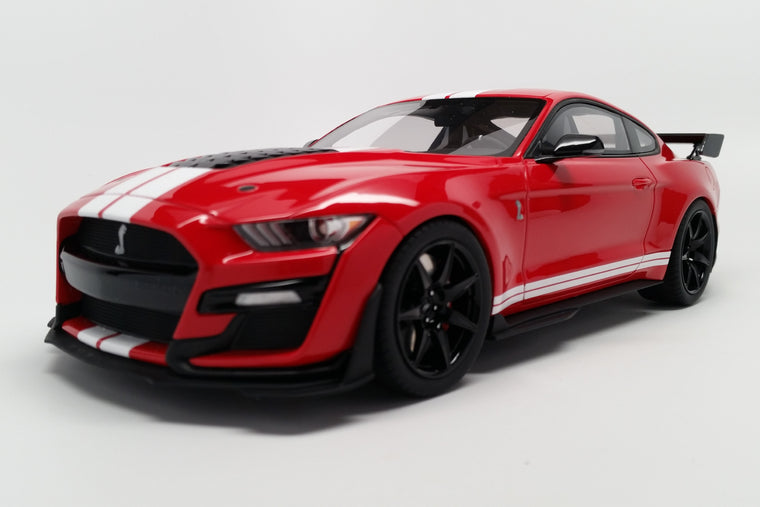 Ford Mustang Shelby GT500 (2020) - 1:18 Scale Model Car by GT Spirit