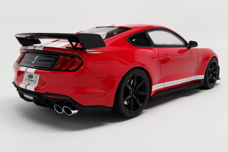 Ford Mustang Shelby GT500 (2020) | 1:18 Scale Model Car by GT Spirit | Rear Quarter