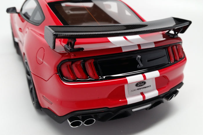 Ford Mustang Shelby GT500 (2020) | 1:18 Scale Model Car by GT Spirit | Rear Detail