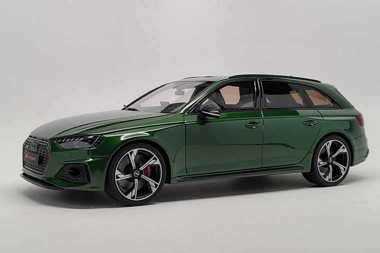 Audi RS4 Avant (2020) - 1:18 Scale Model Car by GT Spirit