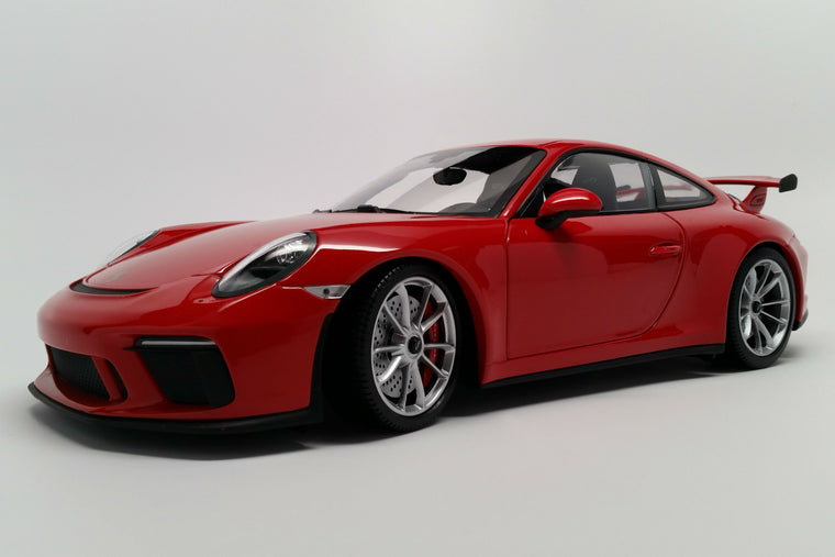 Porsche 911 GT3 (991.2) - 1:18 Scale Diecast Model Car