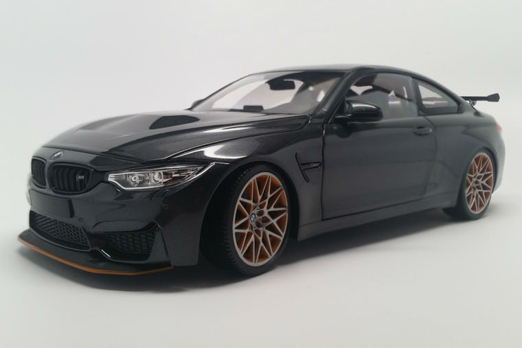 BMW M4 GTS (2016) - 1:18 Scale Diecast Model Car