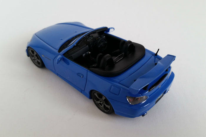 Honda S2000 Type S | 1:43 Scale Model Car by Mark 43 | Overhead