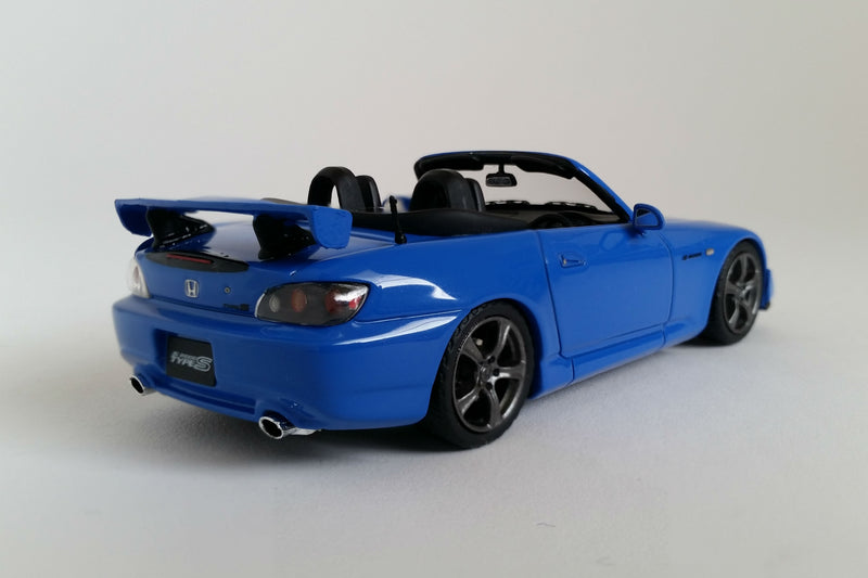 Honda S2000 Type S | 1:43 Scale Model Car by Mark 43 | Rear Quarter