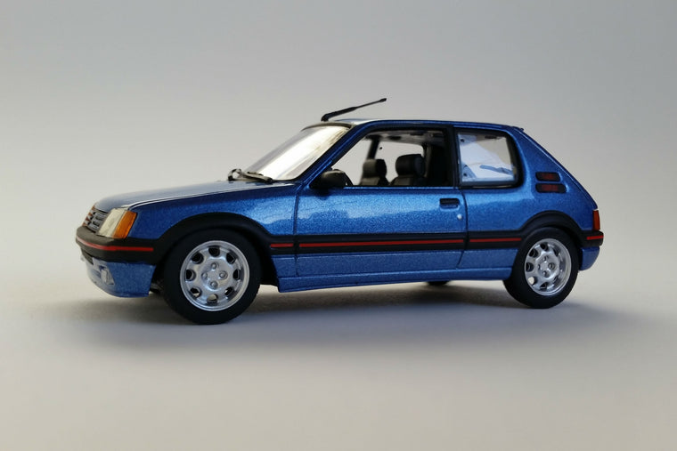 Peugeot 205 GTI (1990) - 1:43 Scale Diecast Model Car