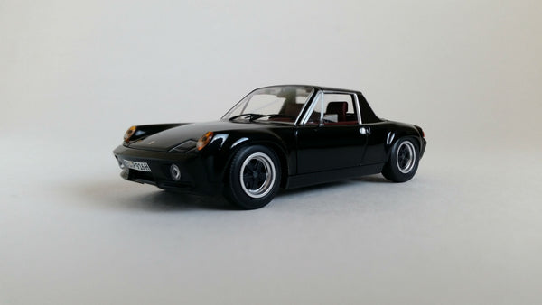 Porsche 916 | 1:43 Scale Model Diecast Car by Minichamps | Front Quarter