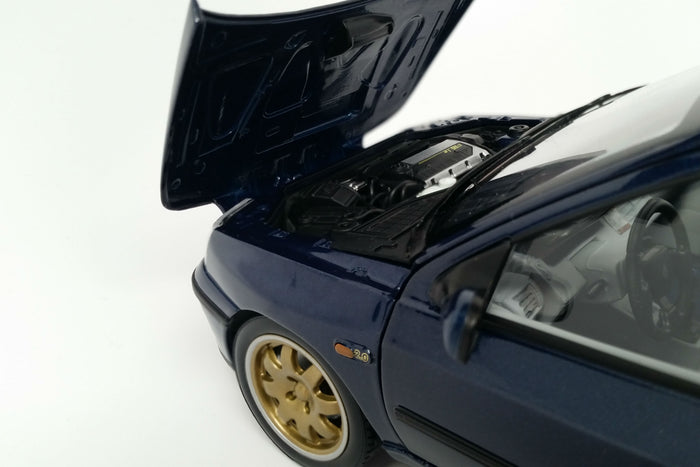 Renault Clio Williams Phase 1 (1993) | 1:18 Scale Diecast Model Car by Norev | Engine