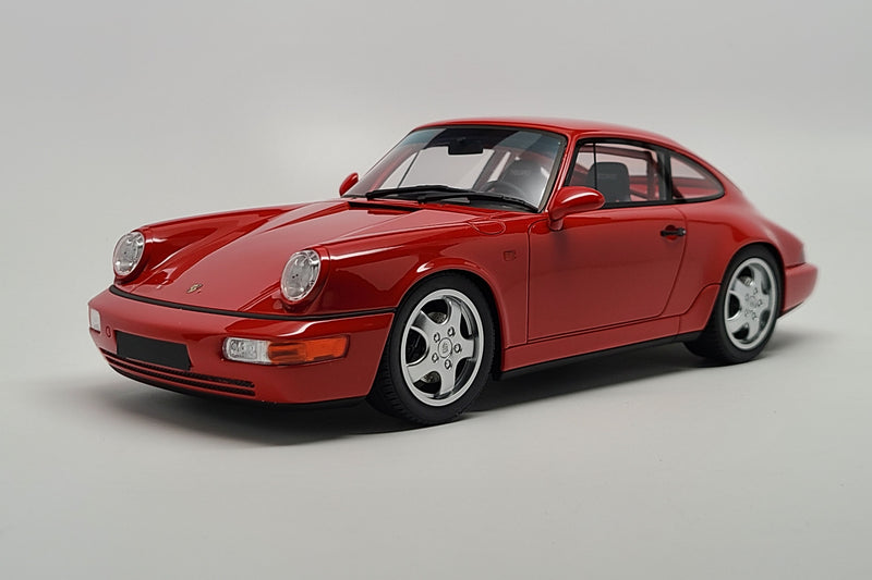 Porsche 964RS Clubsport | 1:18 Scale Model Car by GT Spirit | Front Quarter