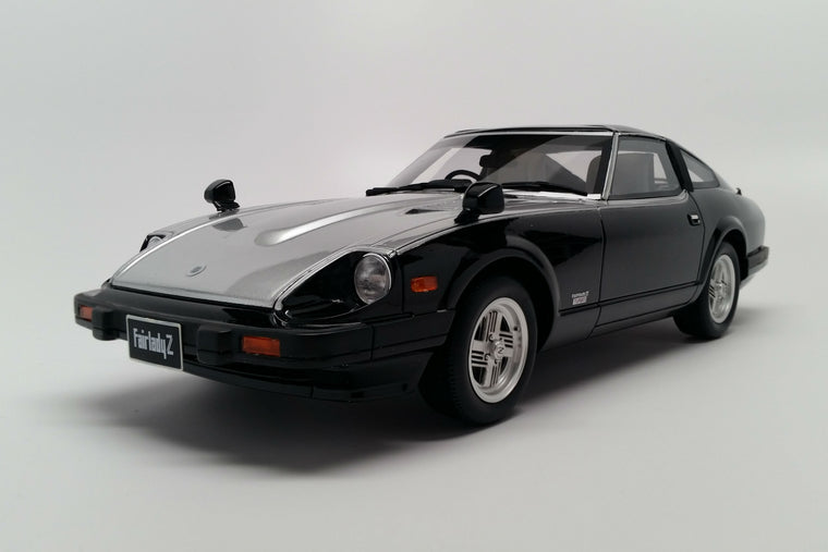 Nissan Fairlady Z-T Turbo (1983) - 1:18 Scale Model Car
