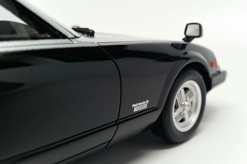 Nissan Fairlady Z-T Turbo (1983) | 1:18 Scale Model Car by Ottomobile | Fender Detail