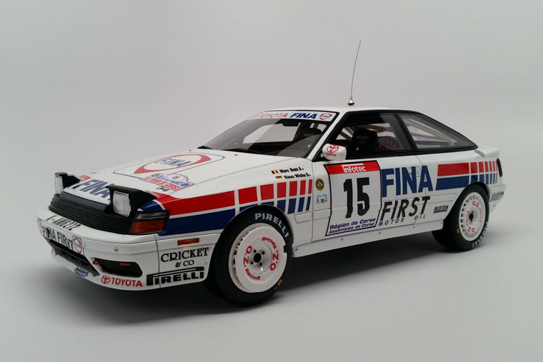 Toyota Celica GT-Four ST165 (1991 Tour de Corse) - 1:18 Scale Model Car