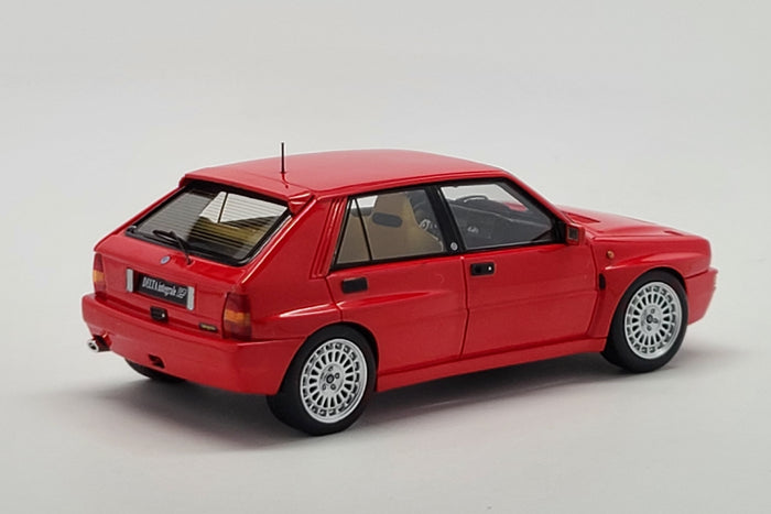 Lancia Delta Integrale Evo II | 1:43 Scale Model Car by Spark | Rear Quarter
