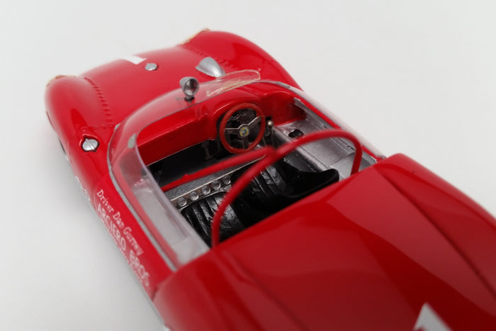 Lotus 19 Climax (1961 Nassau Trophy) | 1:43 Scale Model Car by Spark | Cockpit Detail