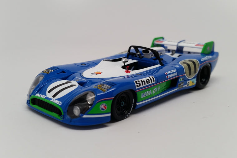 Matra-Simca MS670B (1973 24 Hours of Le Mans) - 1:43 Scale Model Car