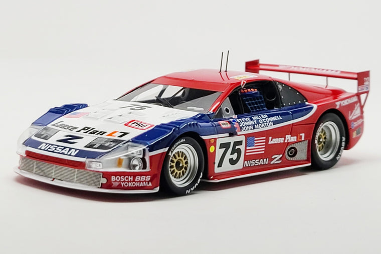 Nissan 300ZX Turbo (1994 24 Hours of Le Mans) - 1:43 Scale Model Car by Spark