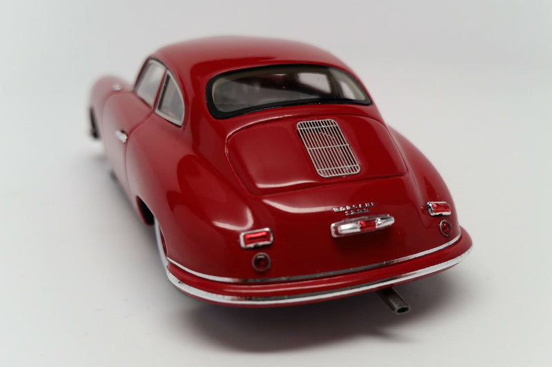 Porsche 356 (1951) | 1:43 Scale Model Car by Spark | Rear Detail
