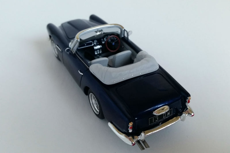 Aston Martin DB4 Convertible | 1:43 Scale Model Car by Spark | Interior Detail