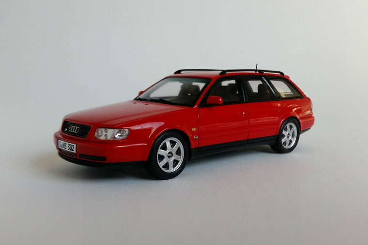 Audi S6 Plus Avant (1995) - 1:43-Scale Model Car