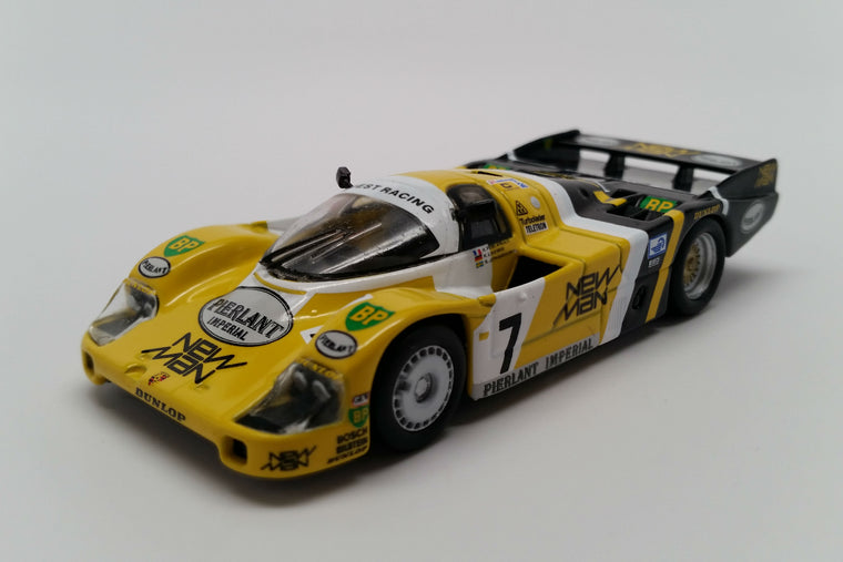 Porsche 956 (1984 Le Mans Winner) - 1:64 Scale Model Car