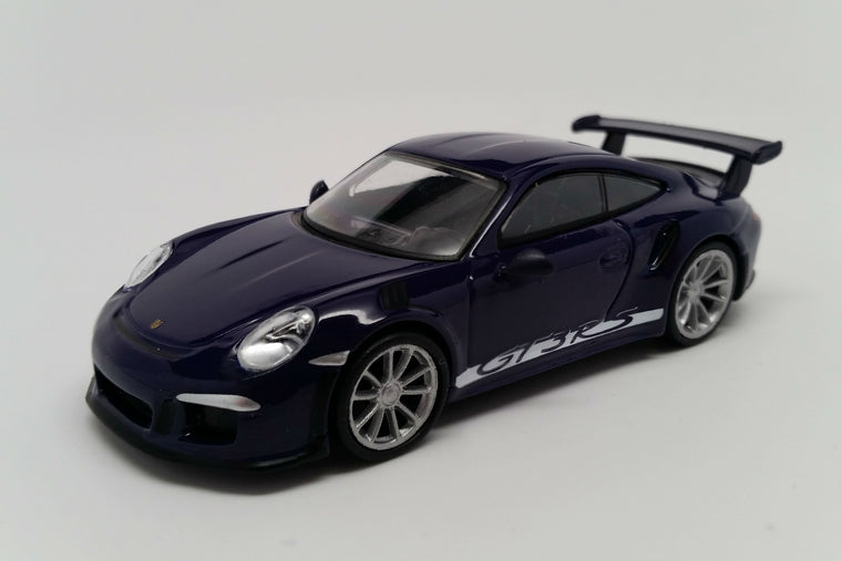 Porsche 911 GT3RS (991.1) - 1:64 Scale Model Car