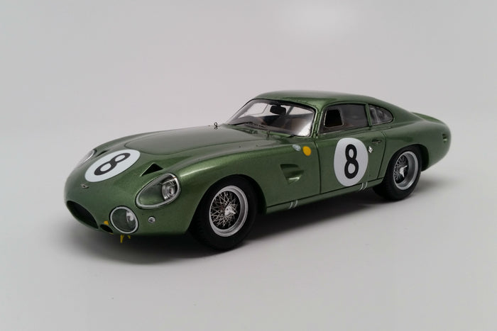 Aston Martin DP214 (McLaren/Ireland) | 1:43 Scale Model Car by Spark | Front Quarter