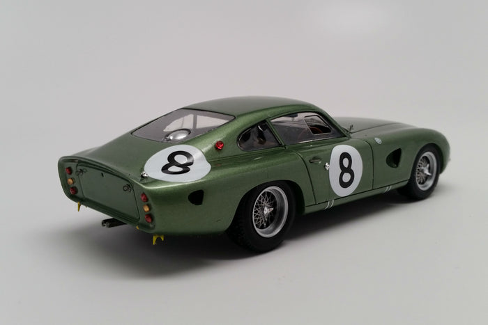 Aston Martin DP214 (McLaren/Ireland) | 1:43 Scale Model Car by Spark | Rear Quarter