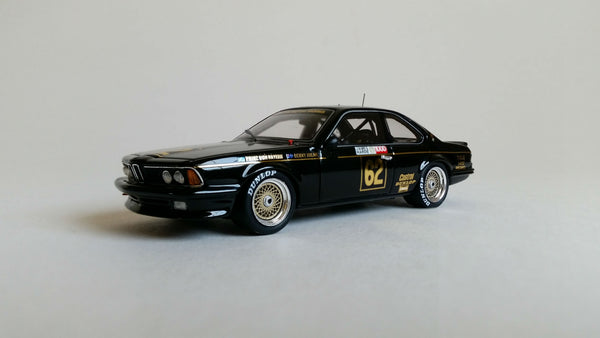 BMW 635CSi Group A - 1984 Bathurst 1000 - 1:43 Scale Model Car