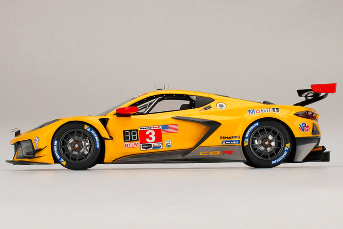 Chevrolet Corvette C8.R (2020 Daytona) | 1:18 Scale Model Car by TopSpeed | Profile View