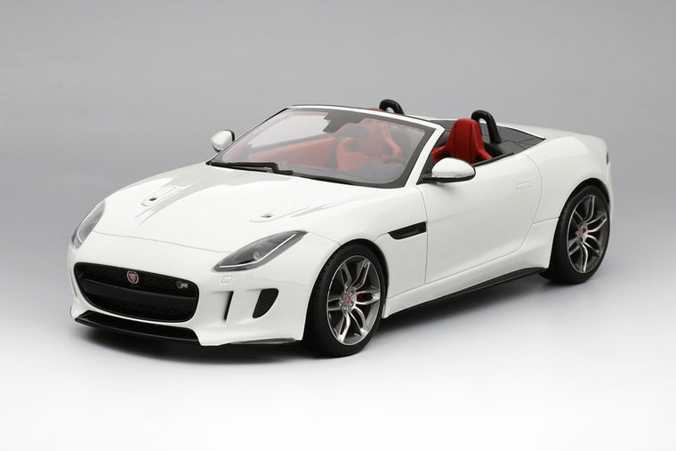Jaguar F-Type R Convertible - 1:18 Scale Model Car