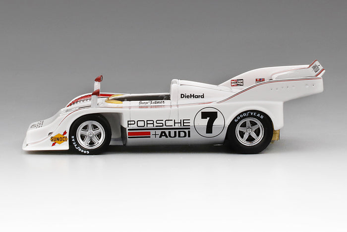 Porsche 917-10 Can Am 1972 Los Angeles GP Winner | 1:43 Scale Resin Model Car by TSM | Profile