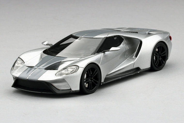 Ford GT (2015 Chicago Auto Show) - 1:43 Scale Model Car
