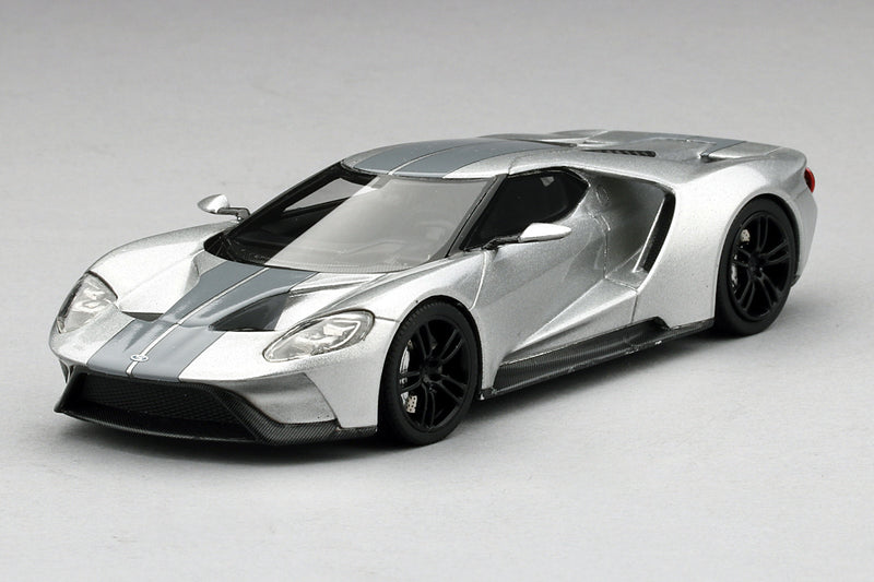 Ford GT 2015 Chicago Auto Show | 1:43 Scale Model Car by TSM | Front Quarter