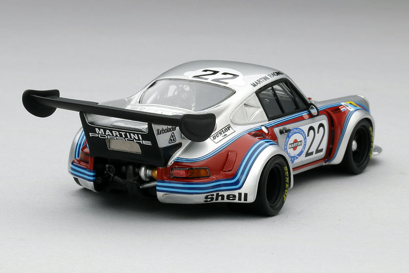 Porsche 911 RSR Turbo 1974 Le Mans | 1:43 Scale Model Car by TSM | Rear Quarter