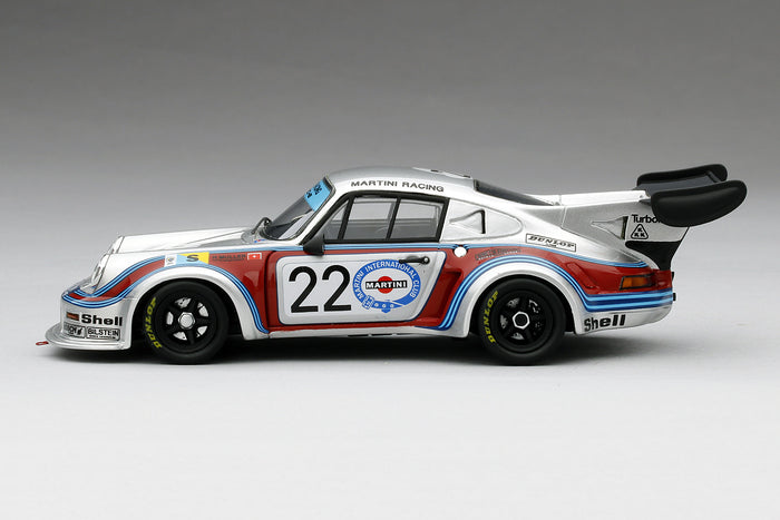 Porsche 911 RSR Turbo 1974 Le Mans | 1:43 Scale Model Car by TSM | Profile