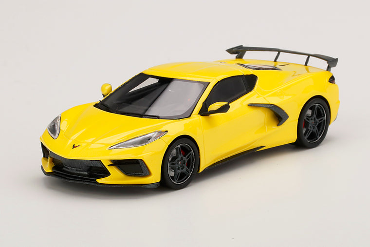 Chevrolet Corvette Stingray (C8) - 1:43 Scale Model Car by TSM