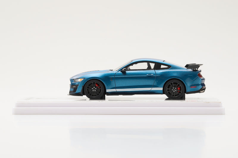 Ford Mustang Shelby GT500 (2020) | 1:43 Scale Model Car by TSM | Profile View