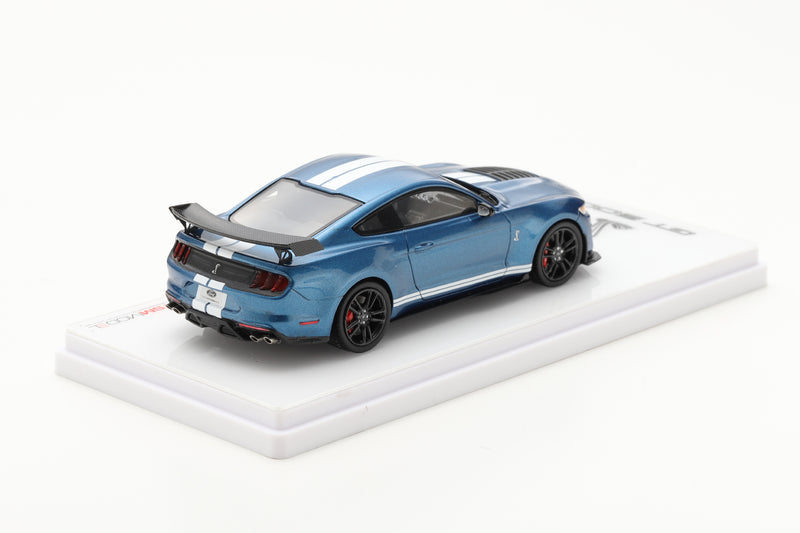 Ford Mustang Shelby GT500 (2020) | 1:43 Scale Model Car by TSM | Rear Quarter