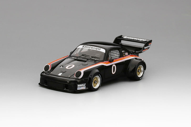 Porsche 934/5 (1977 IMSA Laguna Seca 100 Winner) | 1:43 Scale Model Car by TSM | Front Quarter