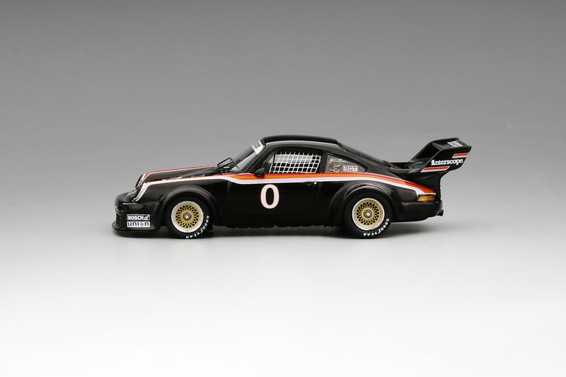 Porsche 934/5 (1977 IMSA Laguna Seca 100 Winner) | 1:43 Scale Model Car by TSM | Profile