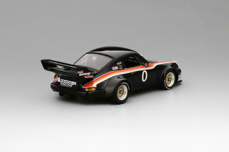 Porsche 934/5 (1977 IMSA Laguna Seca 100 Winner) | 1:43 Scale Model Car by TSM | Rear Quarter