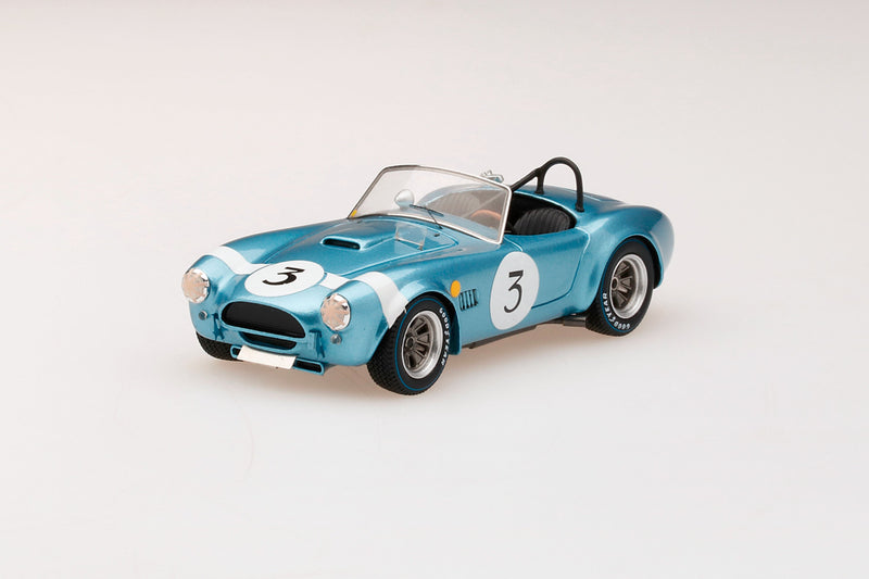 Shelby Cobra 289 (1964 Spa 500KM) | 1:43-scale model car by TSM | Front Quarter