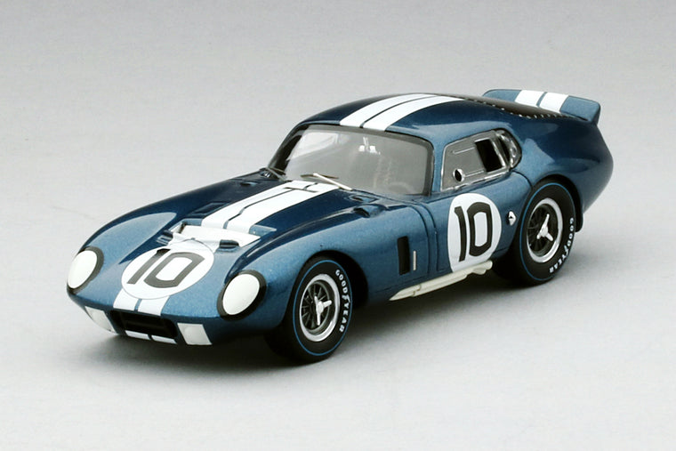 Shelby Cobra Daytona Coupe (CSX2287, 1965 24 Hours of Le Mans) - 1:43 Scale Model Car