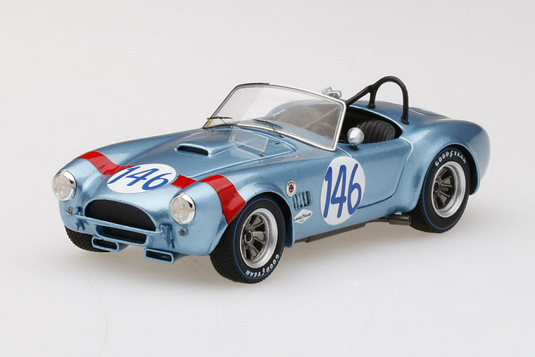 Shelby Cobra 289 Competition Roadster (1964 Targa Florio) - 1:43 Scale Model Car