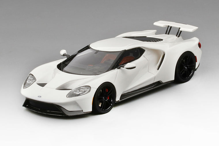 Ford GT Race Mode (2016 NAIAS) - 1:43 Scale Model Car