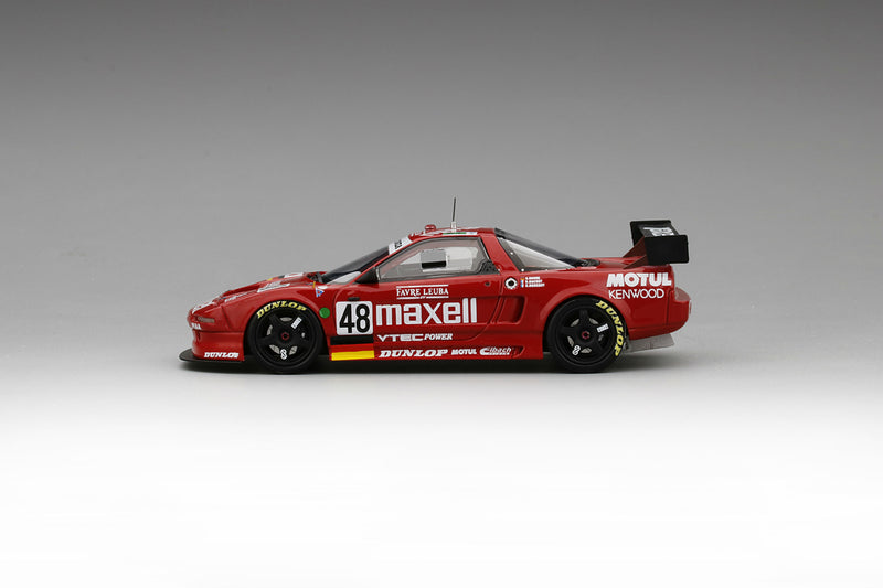 Honda NSX GT2 (1994 24 Hours of Le Mans) | 1:43 Scale Model Car by TSM | Profile